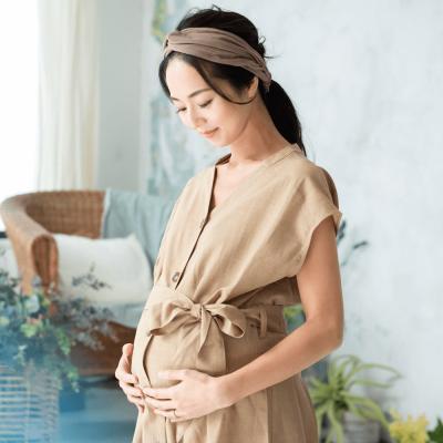 出産前から受講可能